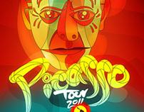Campaña Picasso Tour 2011