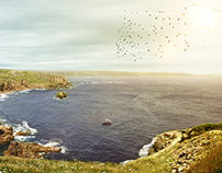 The Bay - Matte Painting