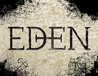 EDEN - Iron Bar Logo