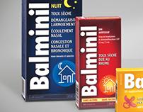 Balminil – Identité et emballage