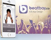 BeatBay.co iOS app