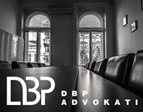 DBP Law firm branding