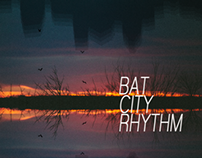 Bat City Rhythm Cover Art