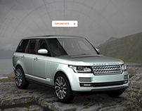 Land Rover | Welcome Experience