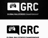 2013 Global Rallycross Title Design