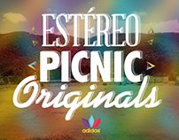 Estéreo Picnic - Originals