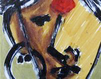'box' paintings
