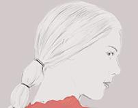 Spring Hair // Valentino