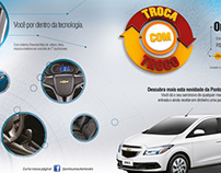 Anúncio Ponto 1 - Chevrolet Onix