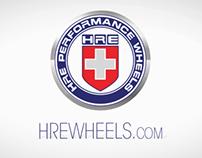 2014 HRE Wheels Title Design