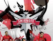 Smirnoff / Manchester United