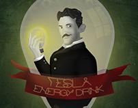 Nikola Tesla Energy Drink