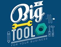 A big tool