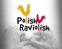 Polish food - dumplings