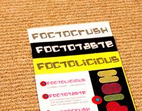 Foctopish. Music Newsletter.