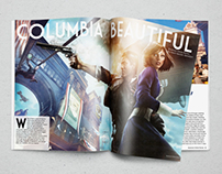 Bioshock Infinite article layout