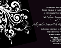 Invitations || Design