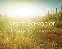 Maria Salvador Summer Collection 2014