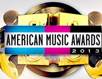 Ammerican Music Awards 2013