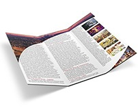 Moscow || Travel Brochure Design