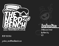 The Nerd Bench Business Cards