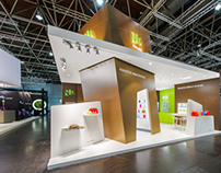 NUALIGHT - EUROSHOP 2014
