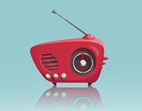 """""""Radio Repair Station"""" app game, Kizipad"""