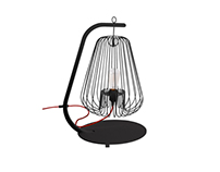 LIGHT CAGE - Lampe