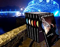 Livres Angus Graveman romans de Bruno Tascon écrivain