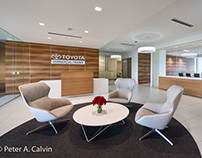 Toyota Commercial Finance Offices, Dallas, Texas