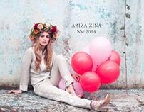 Aziza Zina S/S14