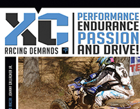 XC RACE TIRE LAUNCH AD