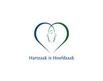 Hartzaak is Hoofdzaak Logo & Website - 2015