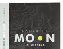 A Piece of the Moon is Missing