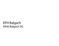 EFH Balgach SG