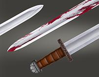 WS 2D Sword - Ashdown Sword