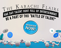 The Karachi Flairs !! Coming Soon
