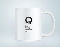 Айдентика PQ Group