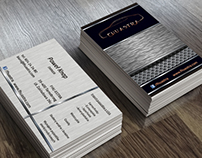 Business Card, bi-fold and letterhead (GreenFly)