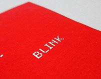 Blink flyer