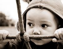 Ensaio infantil - Luis