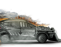 Hyundai IX35 - Armor