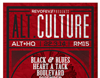 Poster for Alt.Culture