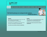 jong & oud website (php / CSS)