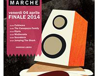 Finale Arezzowave Marche 2014