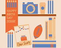 Birthday Cards 2014
