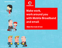 Vodafone - Mobile Broadband Rich-Media Creative