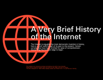 Brief History of the Internet →