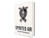 Spirited Air - Book Cover Design