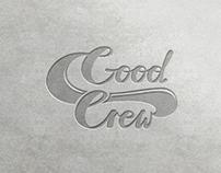 Logotype for Good Crew